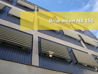 Brise móvel 150 NB
